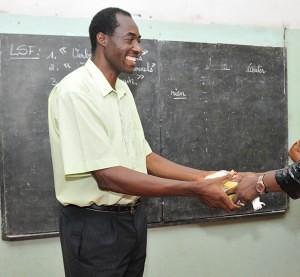 Professeur ESEDA